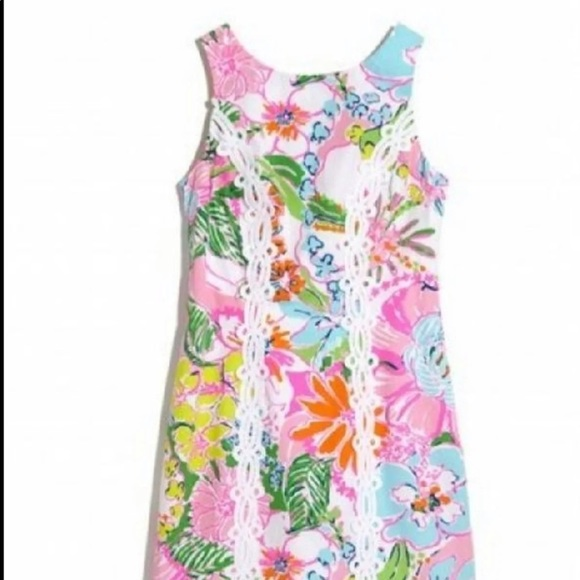 Lilly Pulitzer Noisey Posey Shift  Lilly 4 Target